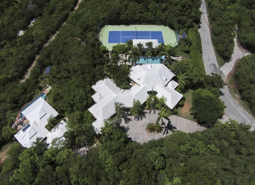 St John,Virgin Islands 00830,7 Bedrooms Bedrooms,7 BathroomsBathrooms,Residential - single family,18-153