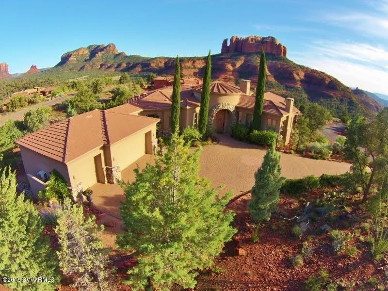 15 S Primrose Point Sedona, AZ 86336