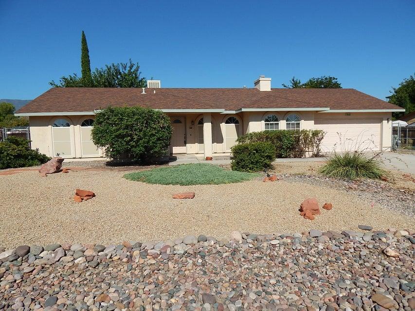 1868 S Shawnee Tr Cottonwood, AZ 86326