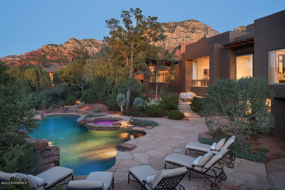 Sedona homes for sale property houses and real estate for Estate house