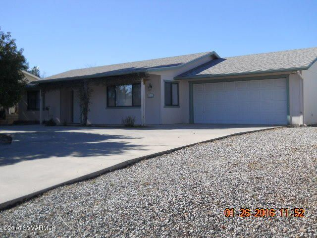 842 S 4Th St Cottonwood, AZ 86326