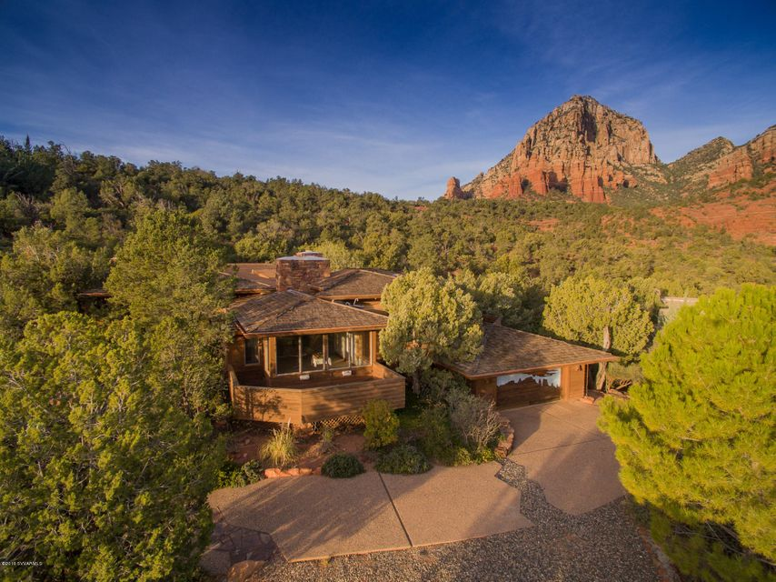 215 shadow rock sedona az real estate shadow rock 215 for Sedona luxury cabins