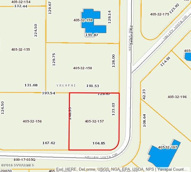 3035  Valley Vista Sedona, AZ 86351