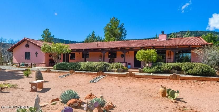 160  Sun Up Ranch Rd Sedona, AZ 86351