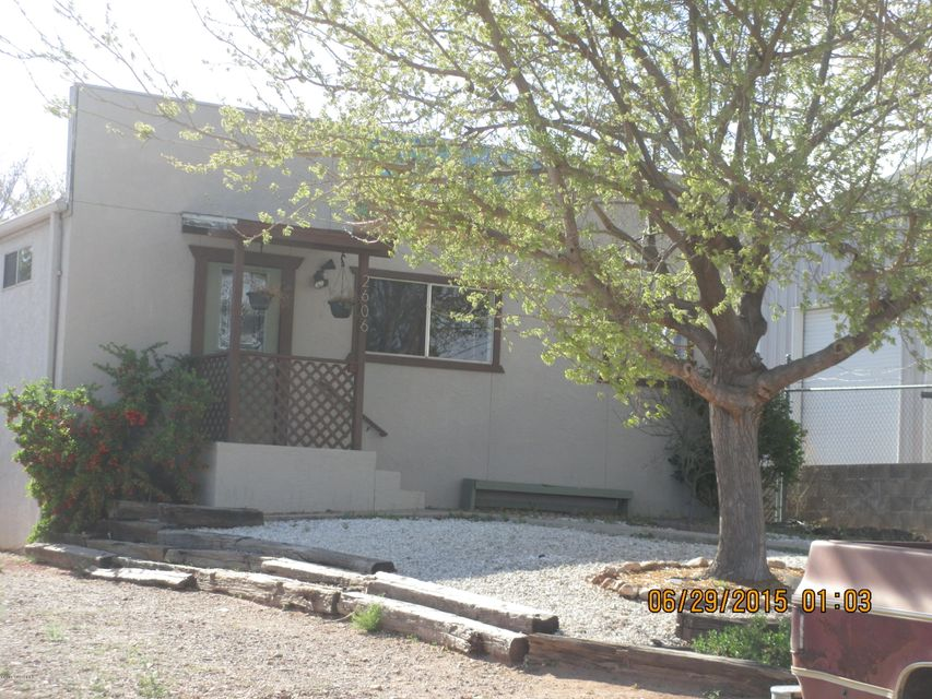 2606 S Union Drive Cottonwood, AZ 86326