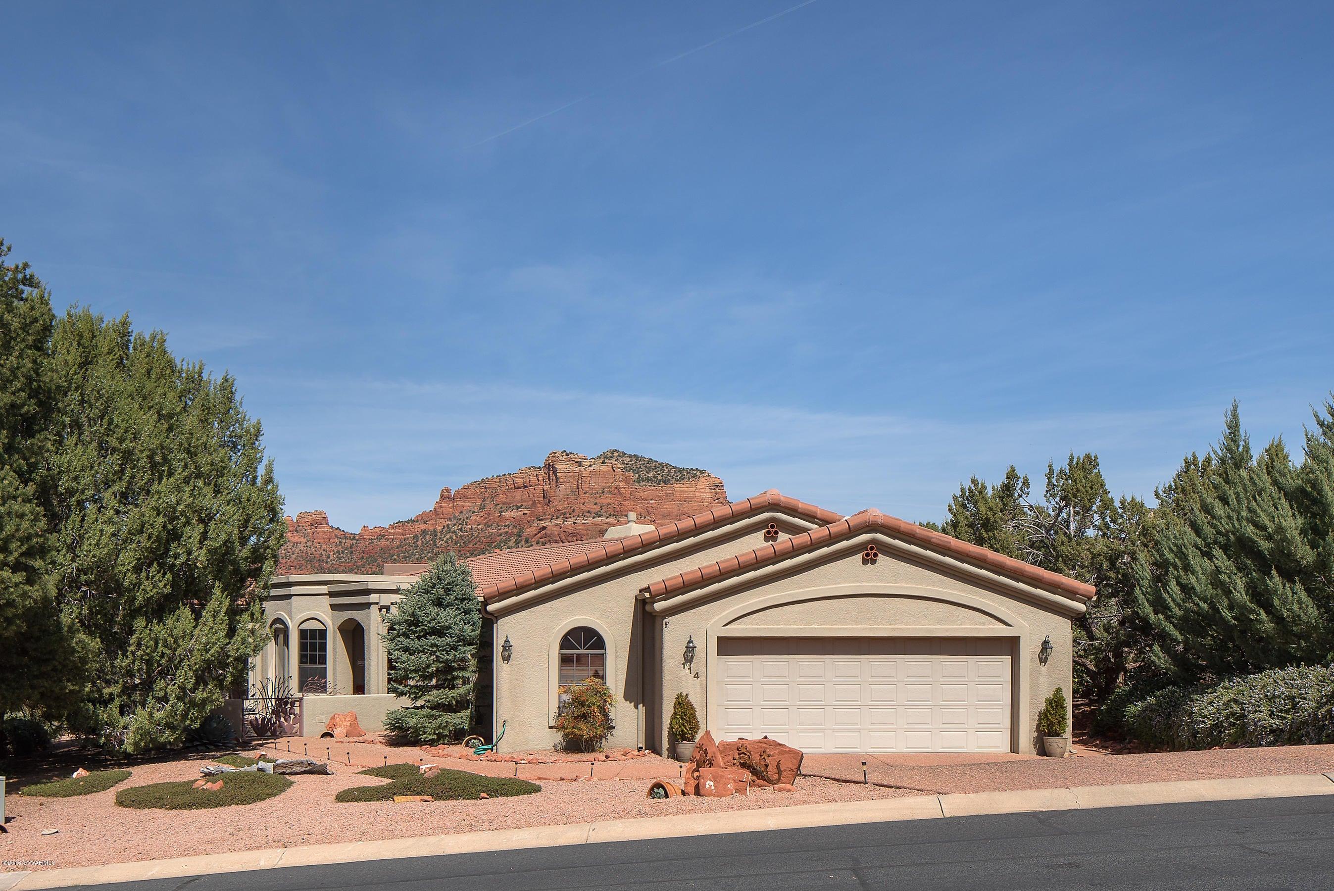114 Ridge Rock Rd, Sedona, AZ 86351