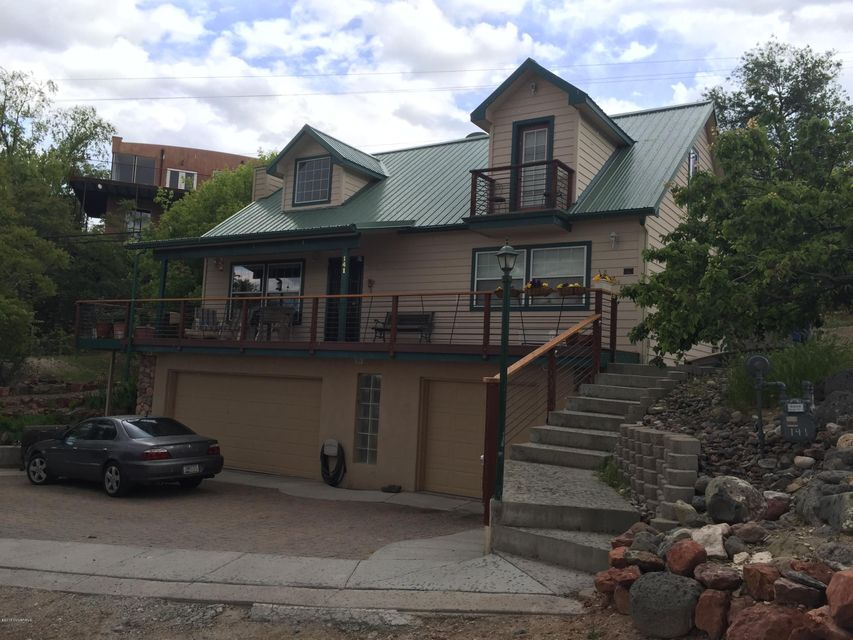 141 N North Drive Jerome, AZ 86331