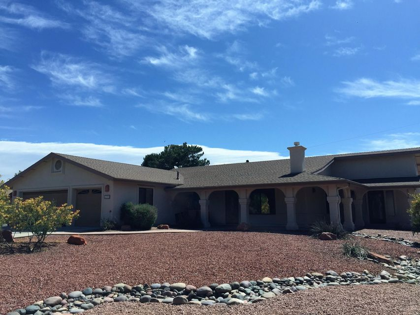 4598 N Fairway Drive Rimrock, AZ 86335