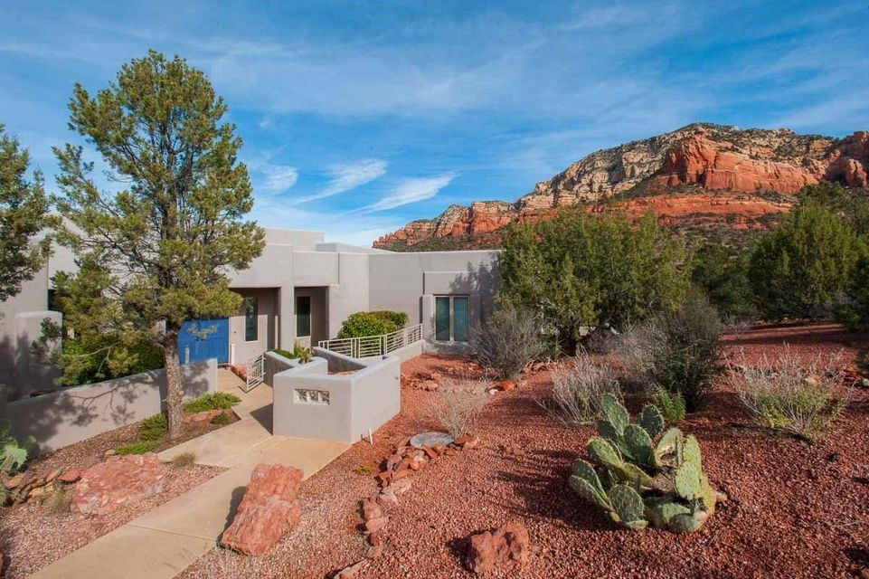 Sedona homes for sale property houses and real estate for Sedona architects