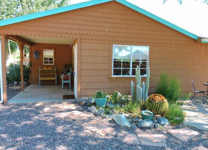 1139 S Fuller Lane Cornville, AZ 86325