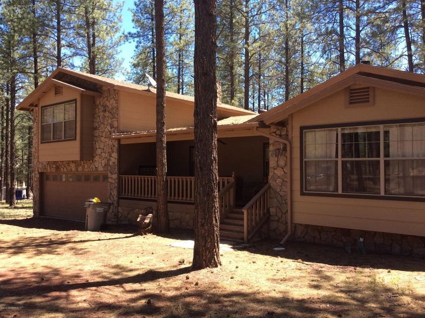 725 S Friar Tuck Tr, Williams, AZ 86046