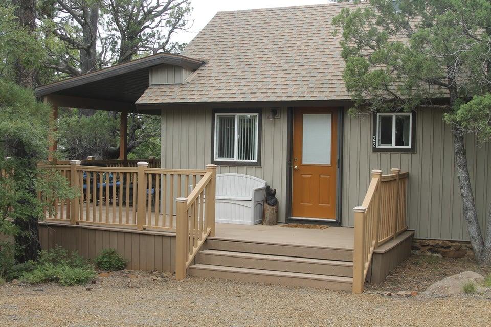 Lot 22 Mingus Summer Cabins Jerome, AZ 86331