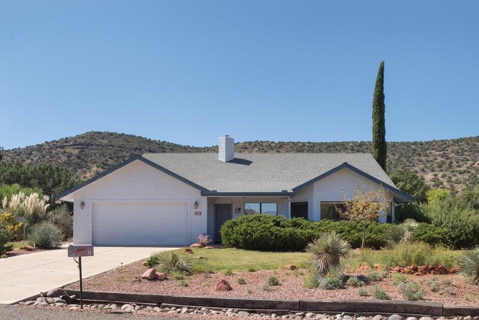 515  Deer Pass Drive Sedona, AZ 86351