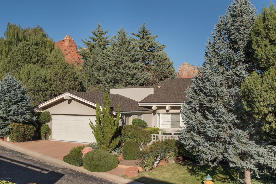 154  Shadow Mountain Drive Sedona, AZ 86336