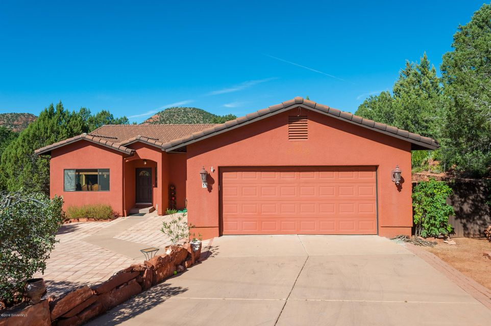 Sedona az area homes for sale 400 000 to 500 000 page 4 for Cost to build a house in arizona
