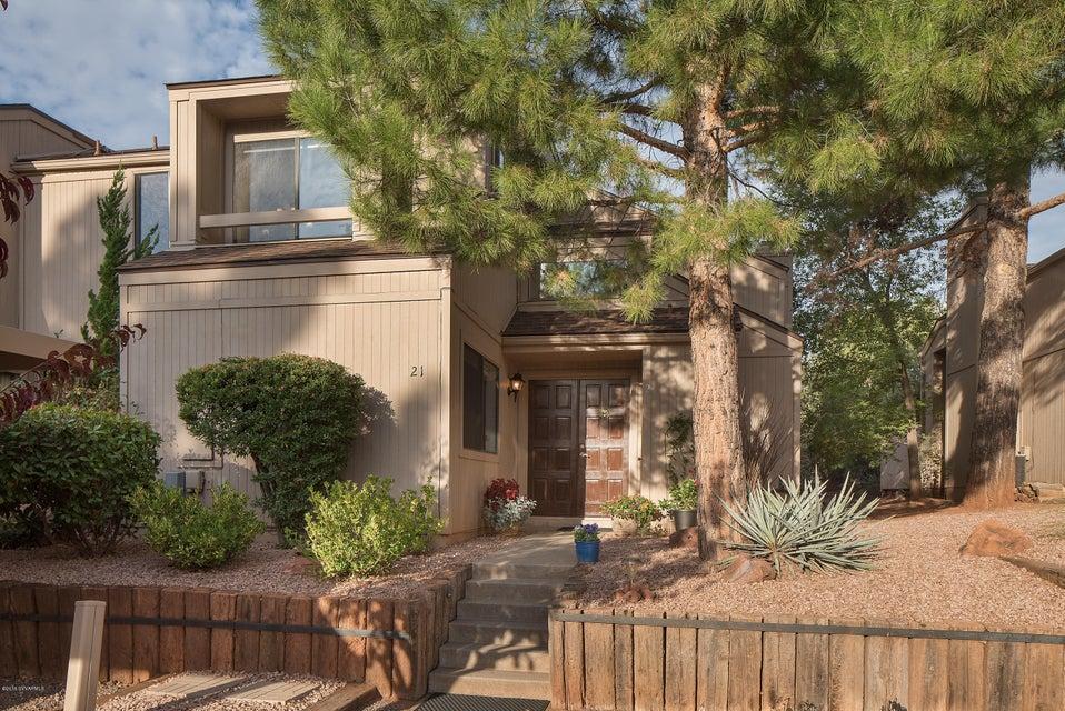 1380  Vista Montana Rd #21 Sedona, AZ 86336