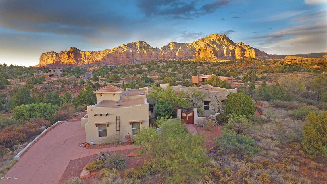 20  Estates Circle Sedona, AZ 86351