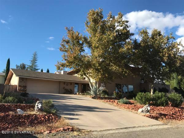 2070 S Elk Circle Cottonwood, AZ 86326