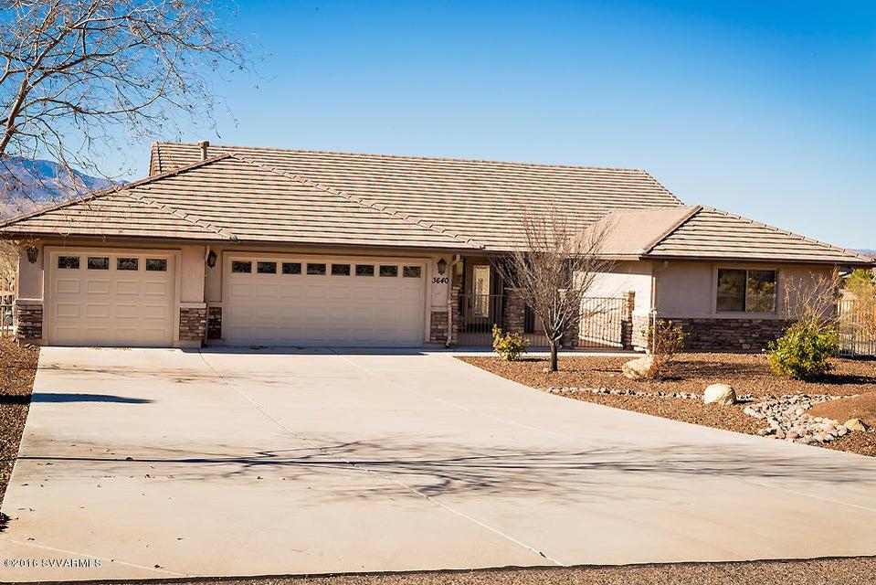 3640 W Fairway Circle, Cornville, AZ 86325