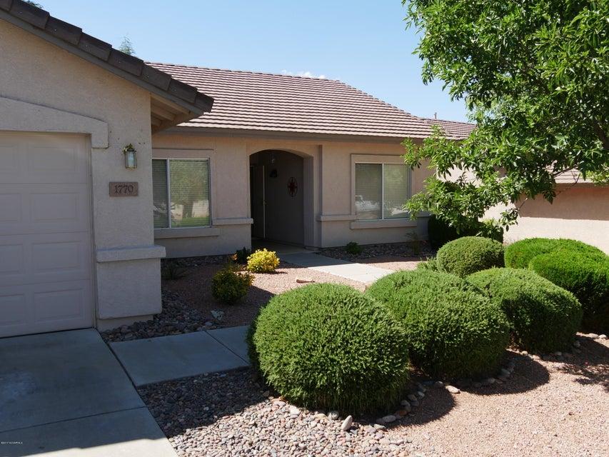 1770 W Tumbleweed Lane Cottonwood, AZ 86326