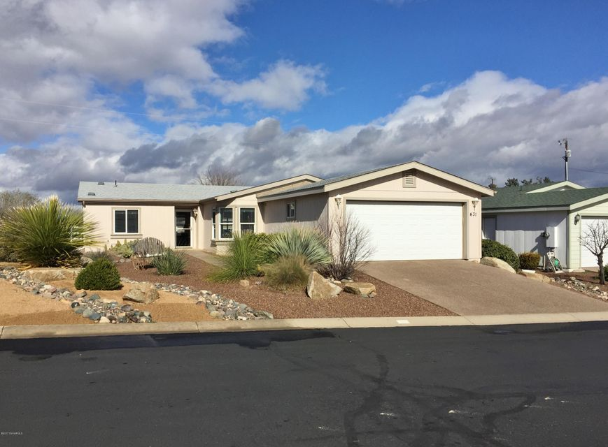 431 Dakota Drive, Camp Verde, AZ 86322