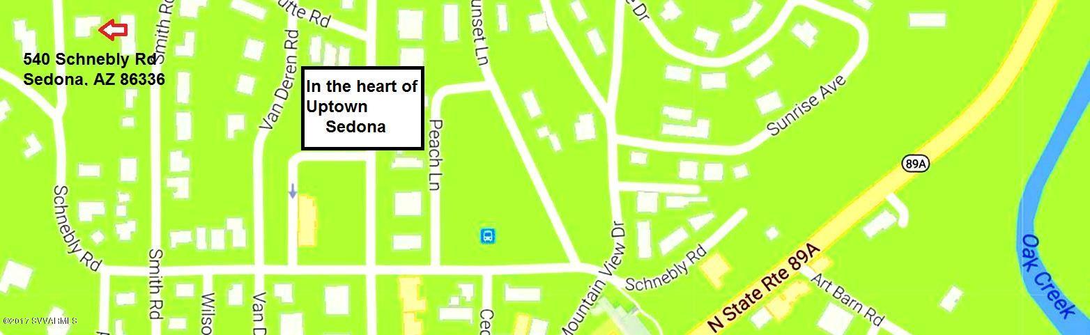 540 Schnebly Rd, Sedona, AZ 86336