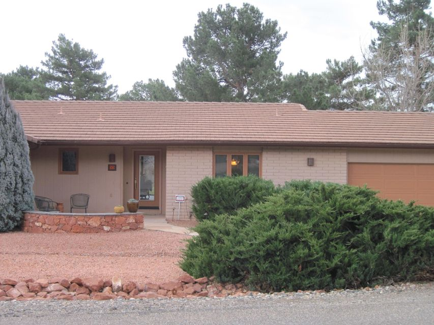 55 Fairway Oaks Drive, Sedona, AZ 86351