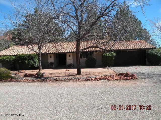 62 N Vista Bonita Drive Sedona, AZ 86336