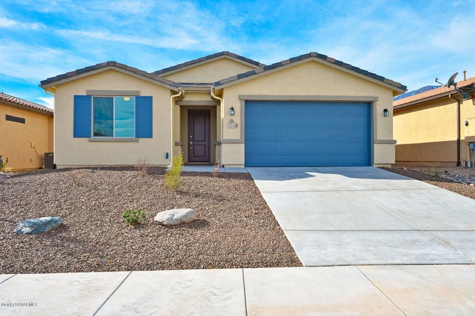 524  Horseshoe Bend Circle Cottonwood, AZ 86326