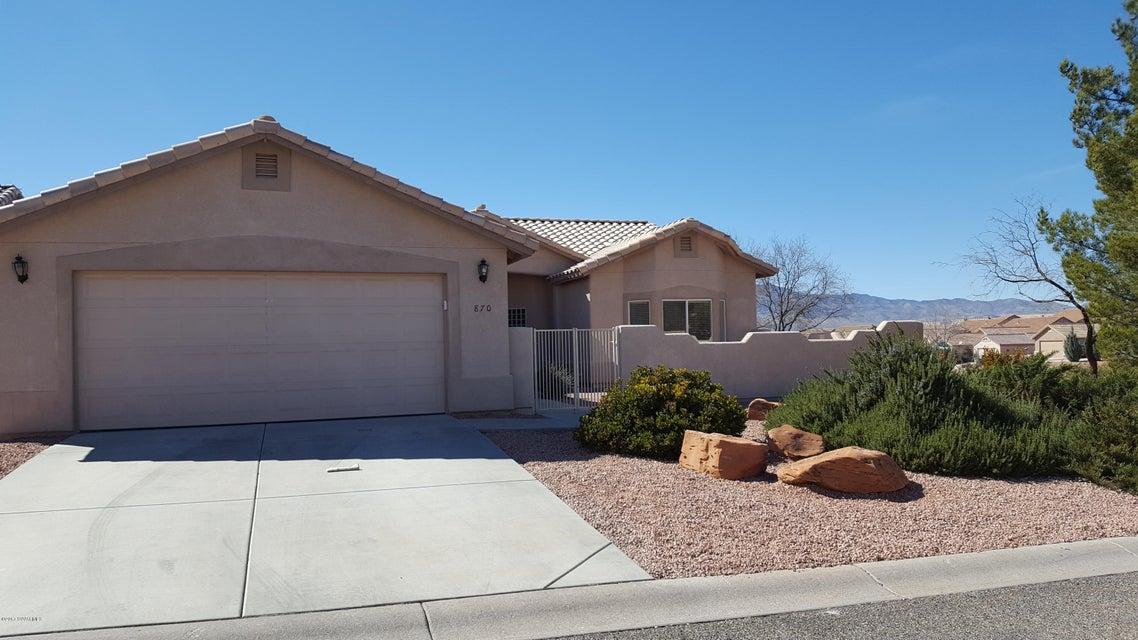 870 S Desert Sunset Drive, Cornville, AZ 86325