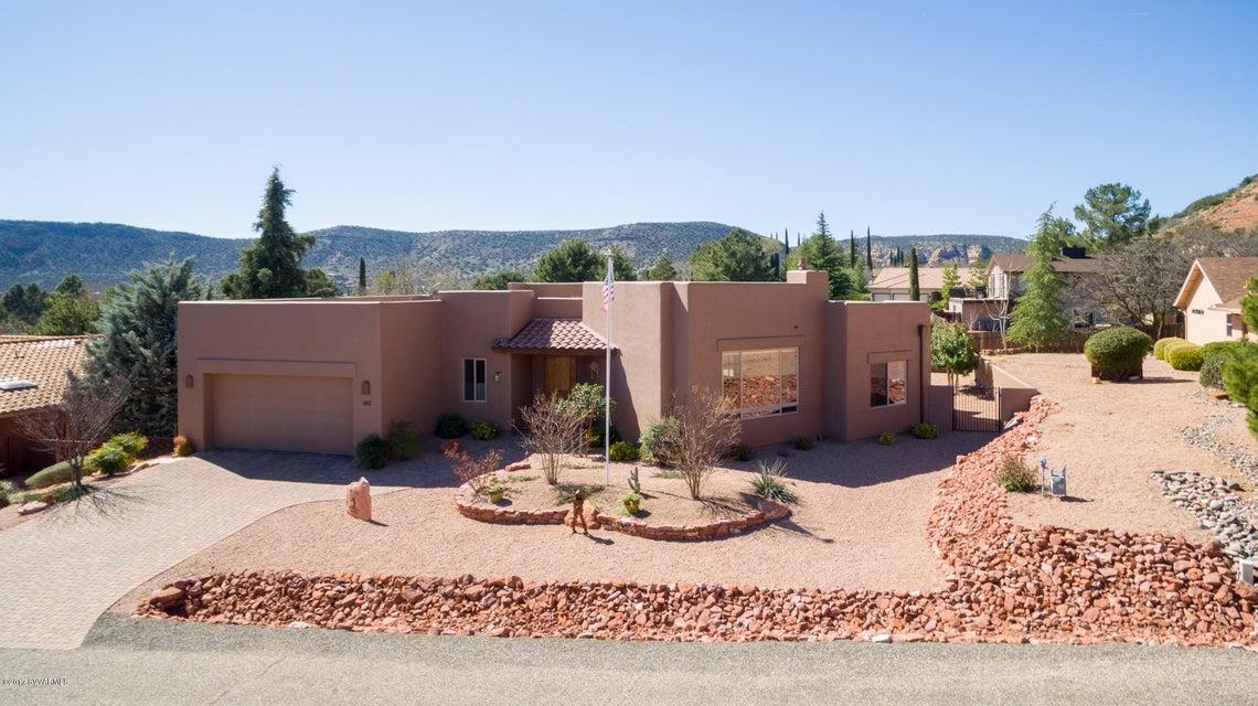160  Coffee Pot Rock Rd Sedona, AZ 86351