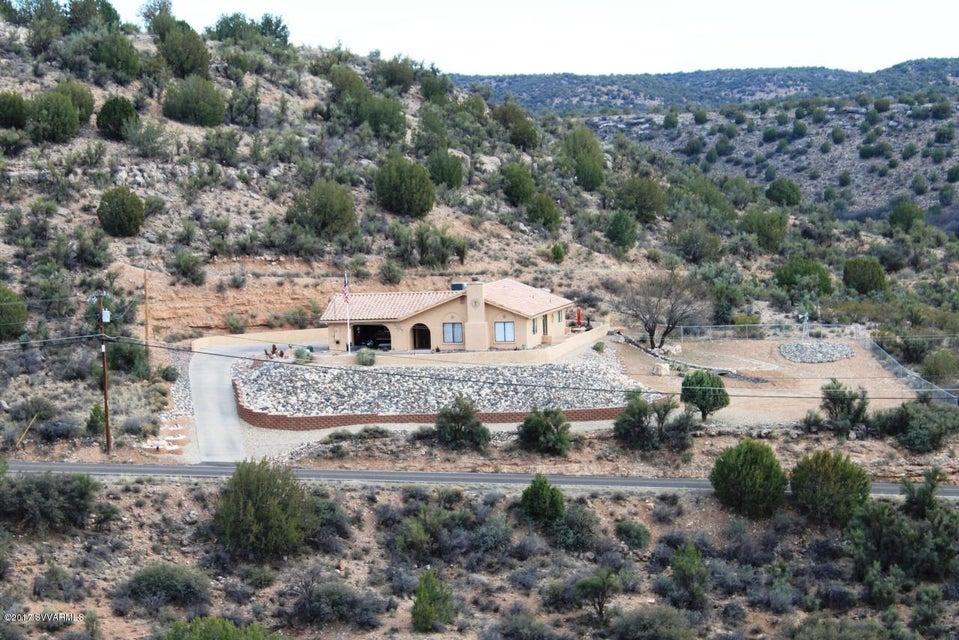 4365 E Cliffside Tr Lake Montezuma, AZ 86342