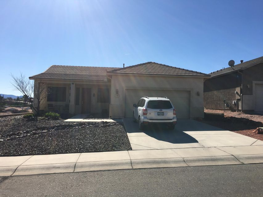 593 W Saddle Creek Drive Camp Verde, AZ 86322