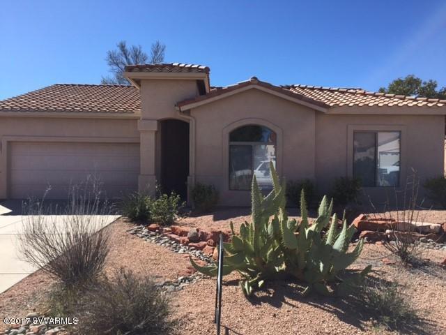 1355 E Crestview Drive Cottonwood, AZ 86326