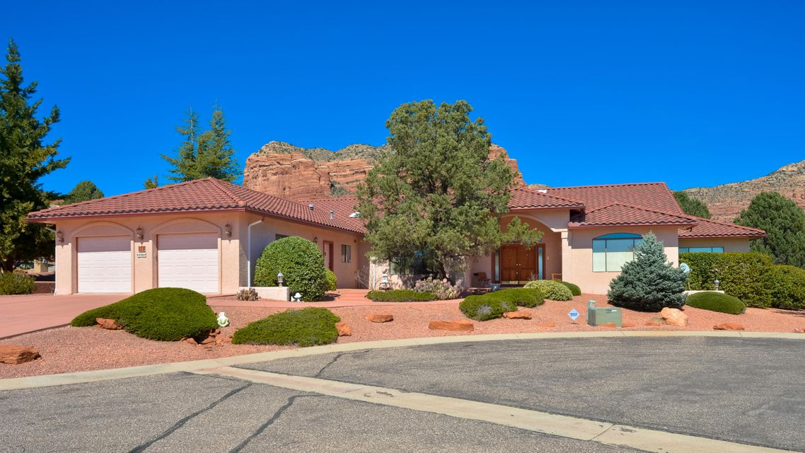 170 Fox Trail Loop, Sedona, AZ 86351