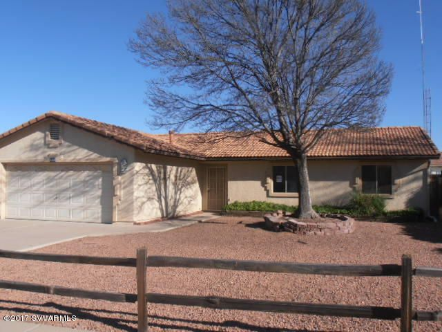 535 S Highline Lane Camp Verde, AZ 86322