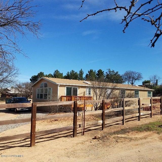1655 S Chick Rd Cornville, AZ 86325