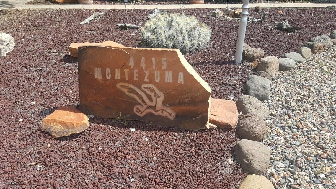4415 N Montezuma Ave Rimrock, AZ 86335
