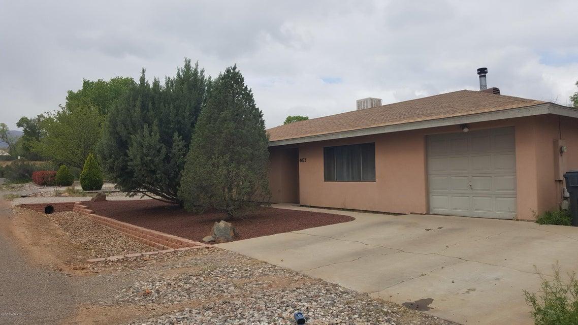 4072 E Wild Stallion Tr Cottonwood, AZ 86326