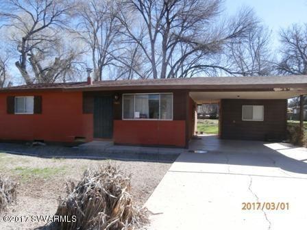 4425 N Elm Drive Lake Montezuma, AZ 86342