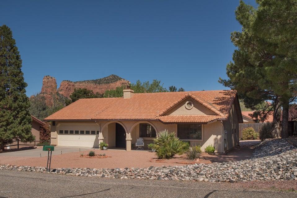 20  Spur Court Sedona, AZ 86351