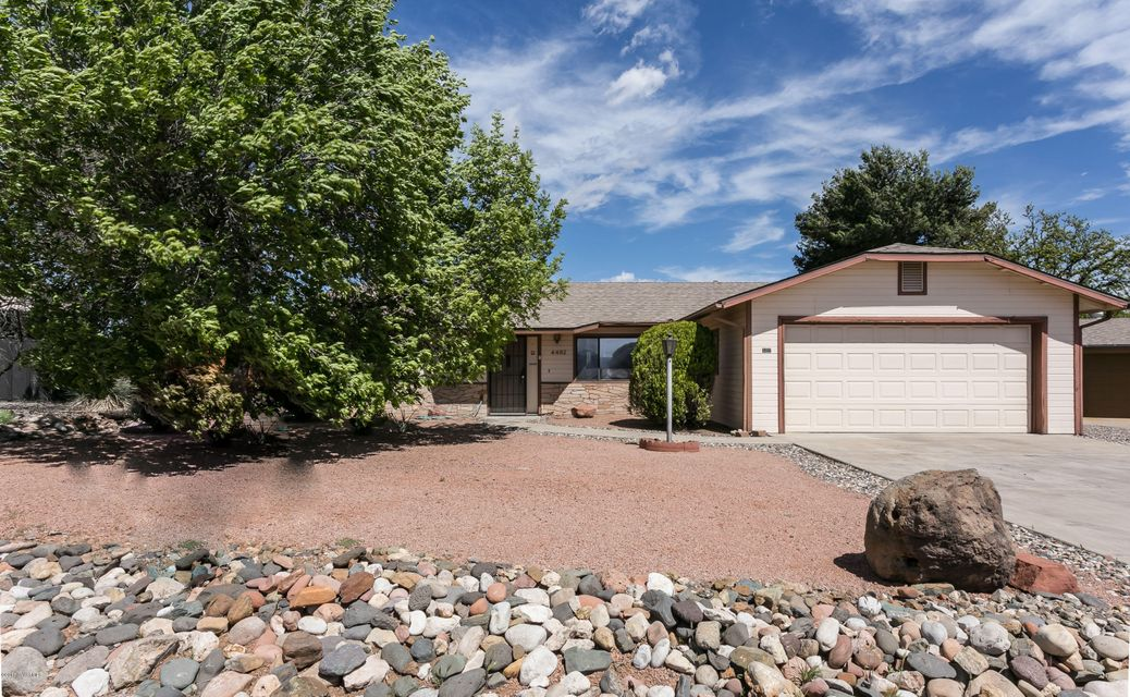 4482 E Prairie Lane Cottonwood, AZ 86326