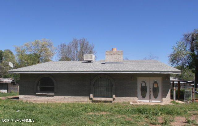 1266 W Peterson Rd Camp Verde, AZ 86322