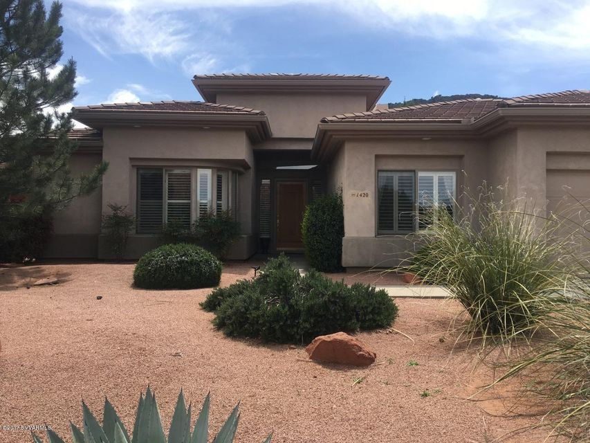 1420  Crown Ridge Rd Sedona, AZ 86351