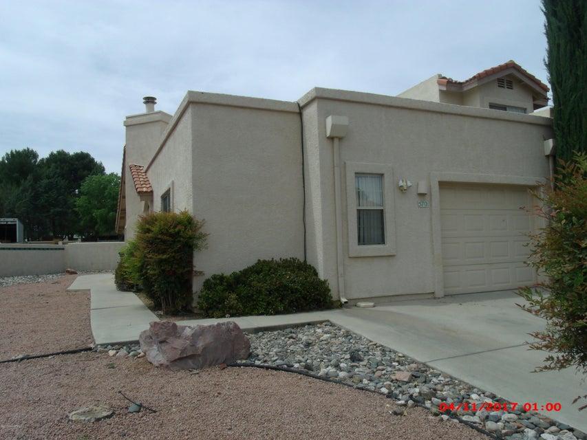 570 S Sawmill Gardens Cottonwood, AZ 86326