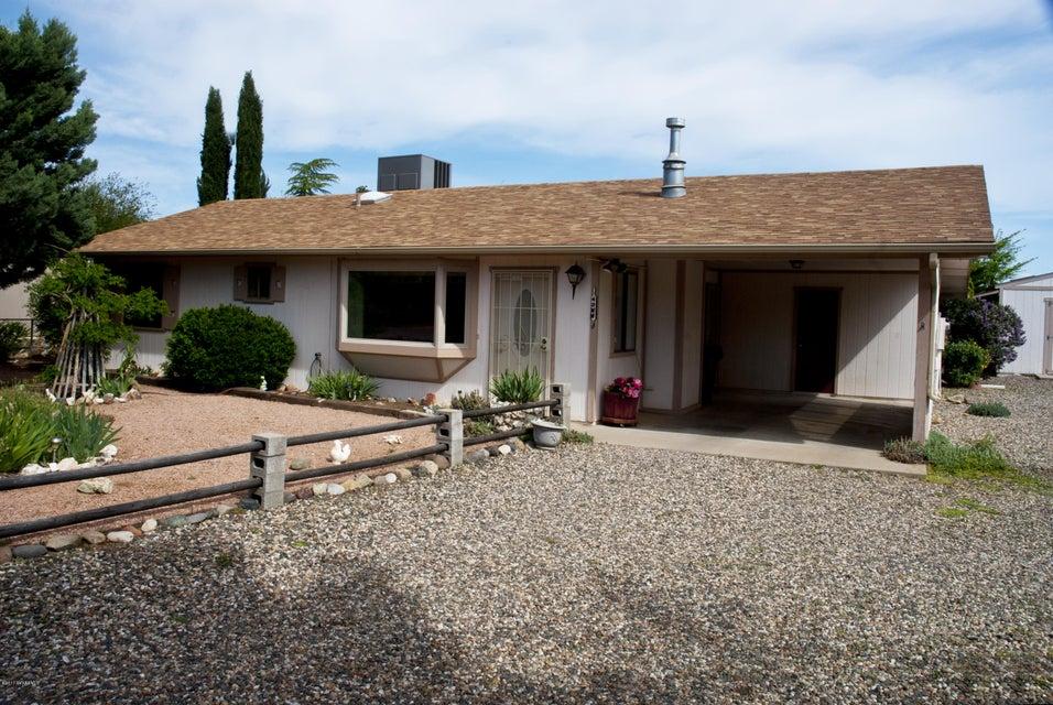 4388 E Rebel Circle Cottonwood, AZ 86326