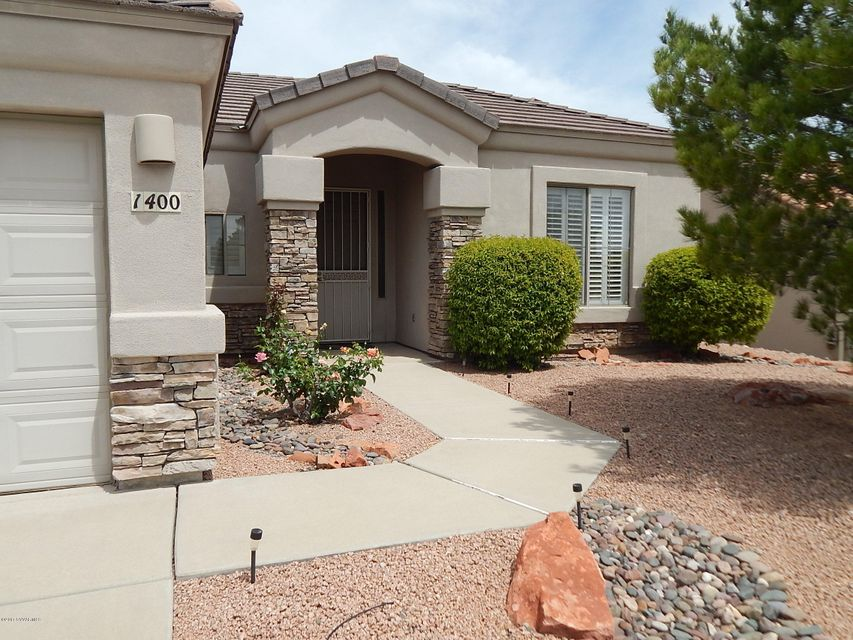 1400 E Ridgeview Drive, Cottonwood, AZ 86326