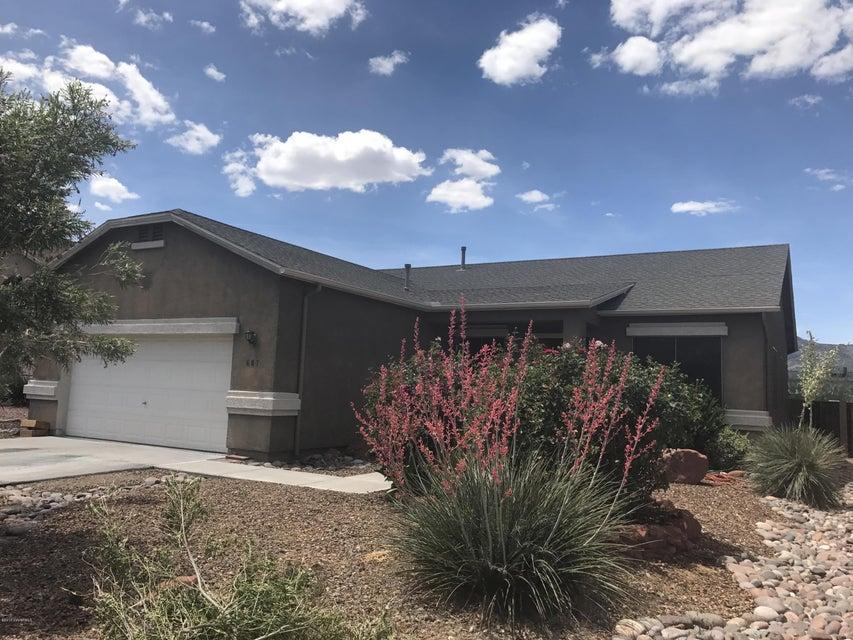 687 S Elk Ridge Drive, Camp Verde, AZ 86322