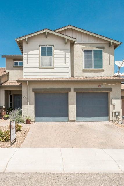 630  Haynes Drive Clarkdale, AZ 86324