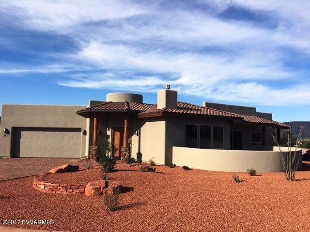 80  Overlook Way Sedona, AZ 86351